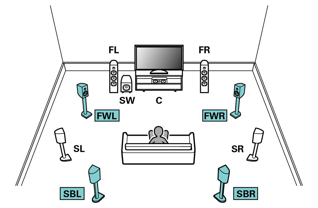 NJ Dolby Atmos Surround Sound System Installation Dealer