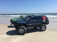 Jeep Grand Cherokee Roof Rack 1999-2004 WJ | Swamped Off ...