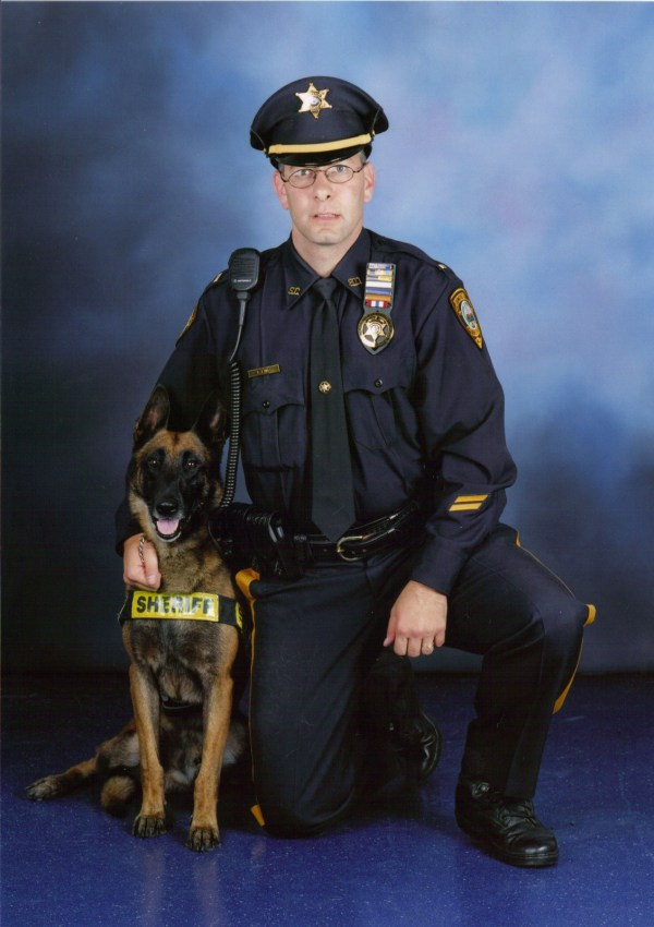 Meet Billy Somerset County Sheriff Office Newest K9 - Year