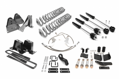 F250 Diesel Lift Kit 6 Inch Includes Shocks 11-16 Ford