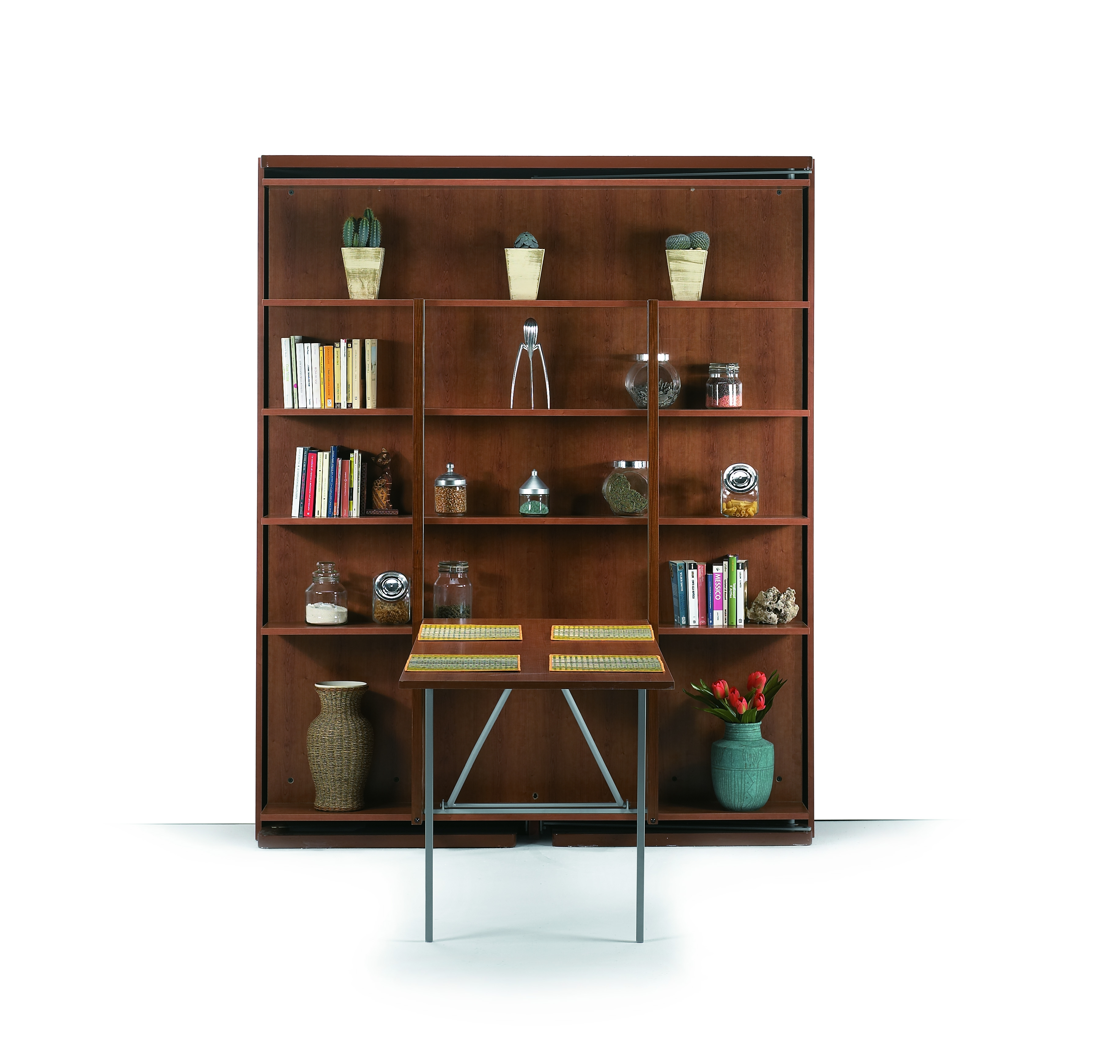 Bookcase Wall Beds Foldoutfurniture