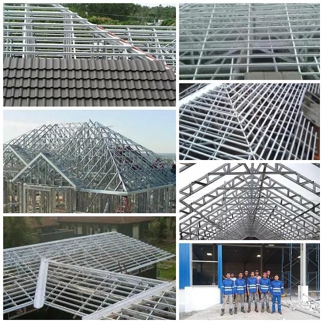 pemasangan atap baja ringan balikpapan