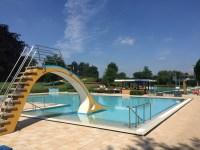 Freibad Sythen   Schwimmen im beheizten Freibad