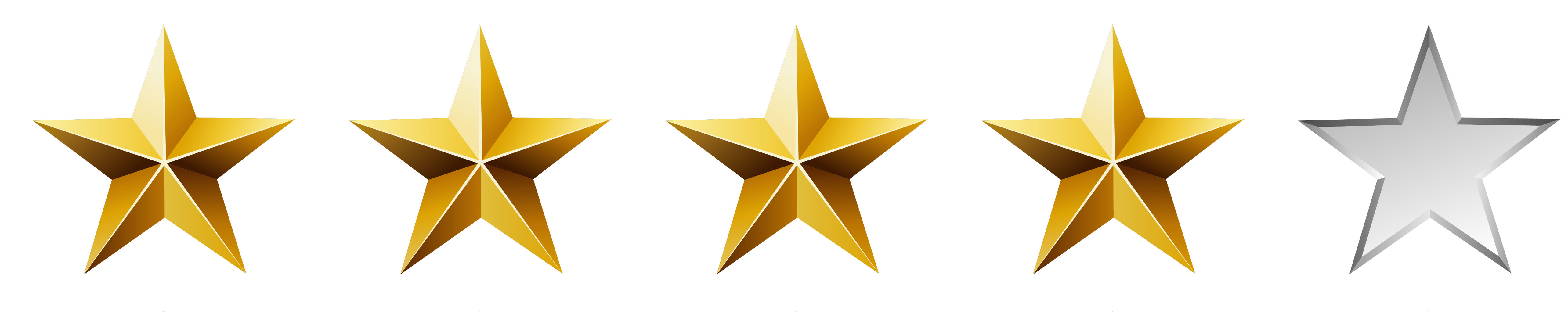 Image result for 4 stars