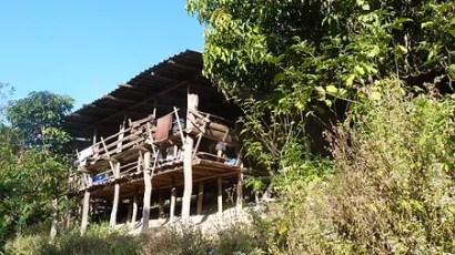Dorf in Nord Thailand