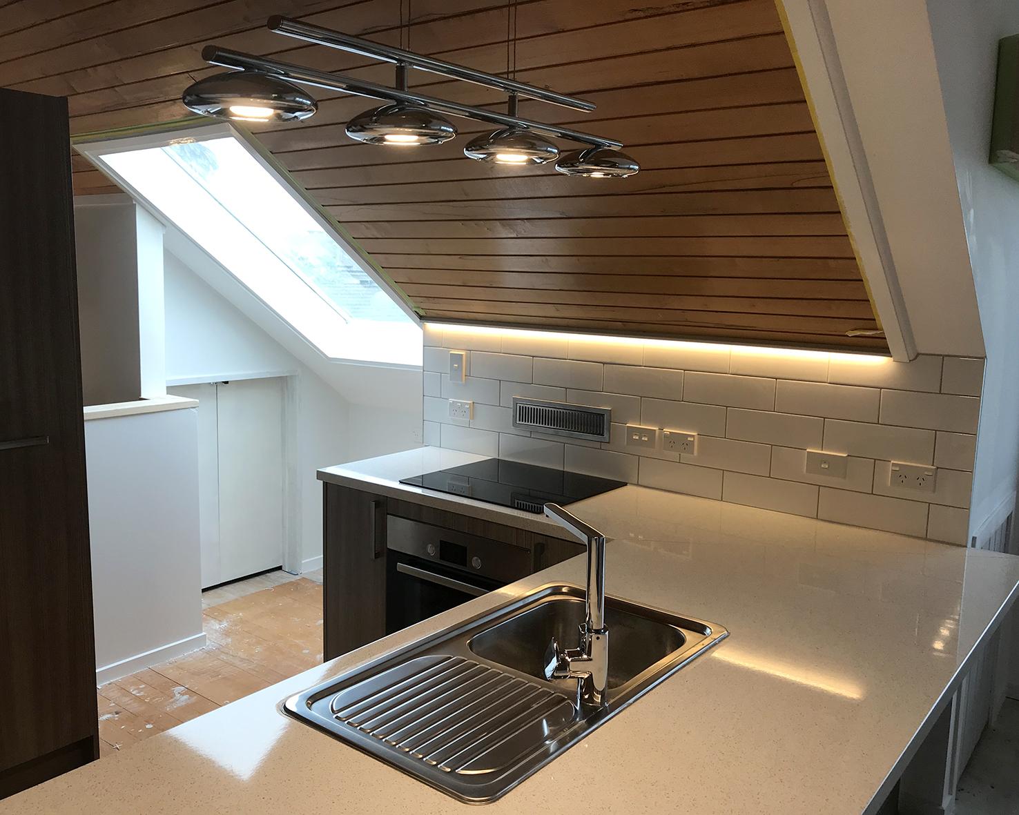 hight resolution of kitchen