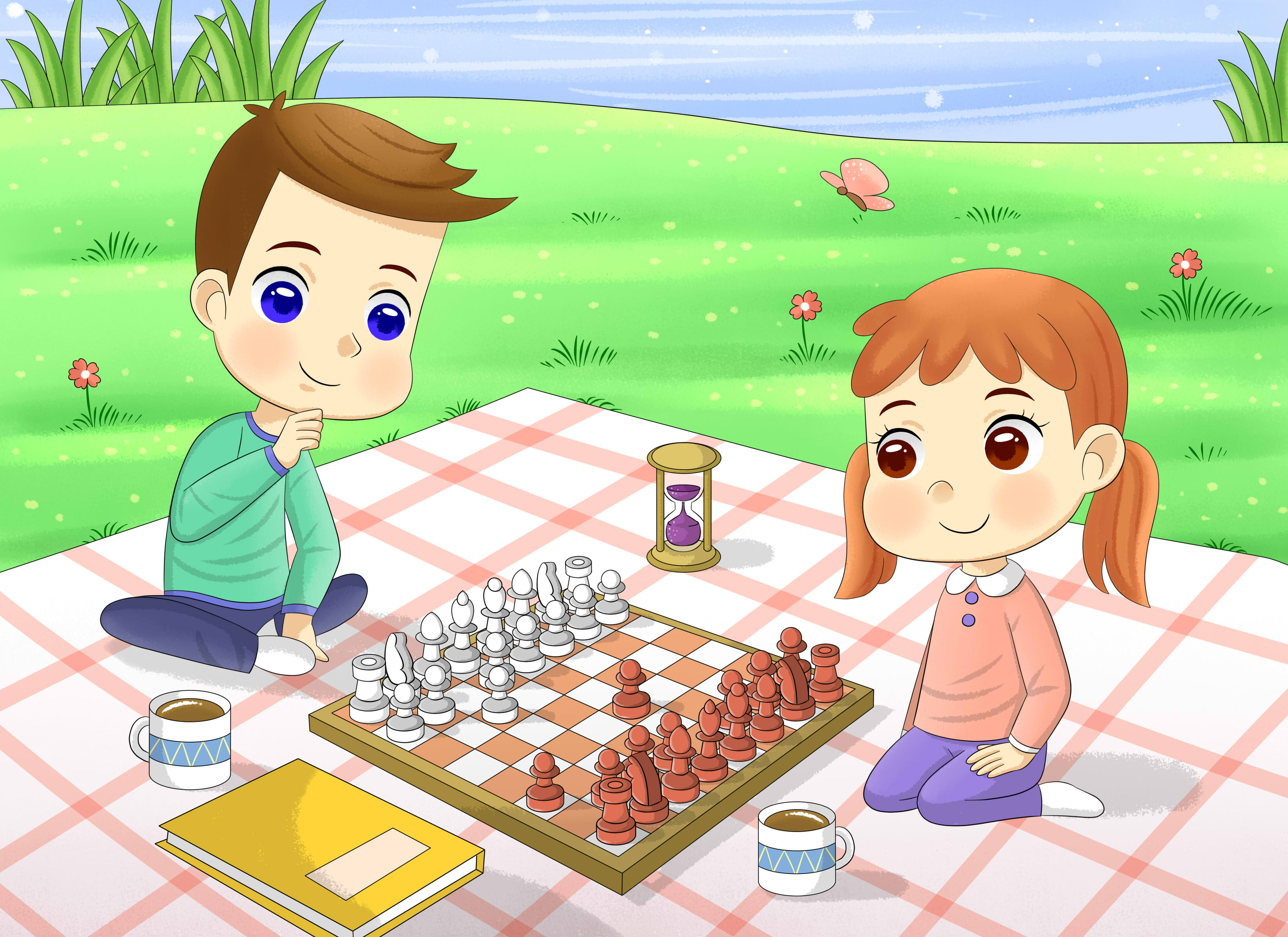 Become A Little Chess Masters Licensee