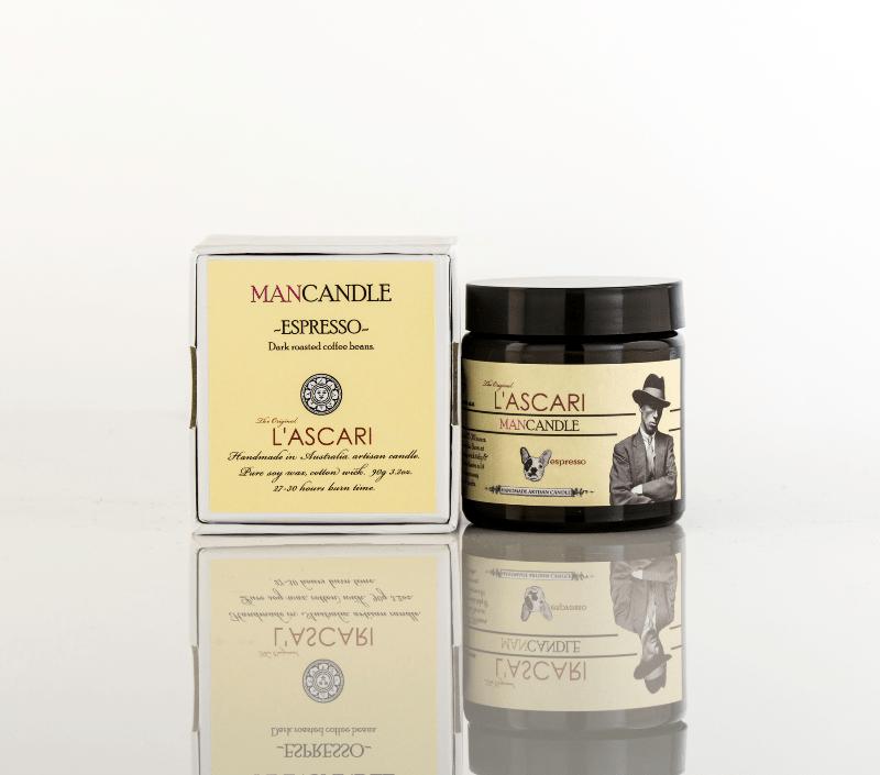 L'ASCARI Mancandle: Espresso