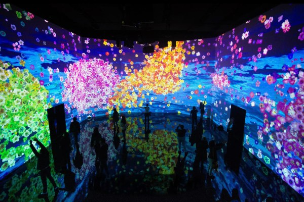 Art Tech Exhibitions Artechouse Washington Dc