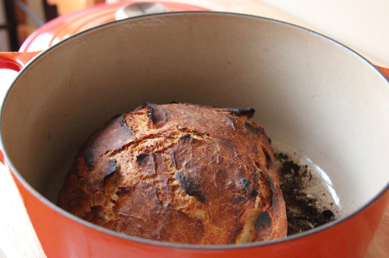 Evde Kolay Ekmek
