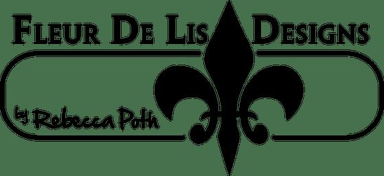 Wix.com Fleur De Lis created by fluerdelis_designs based