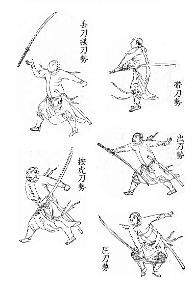 Cook Ding's Kitchen: The Brilliance of the Chinese Longsword