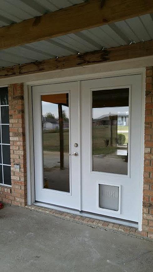 doors4petsandpeoplehome  FRENCH DOORS 4 PETS