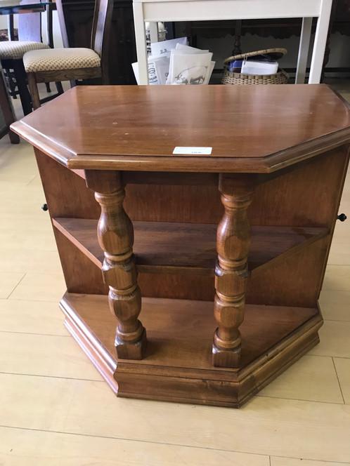 kroehler side table