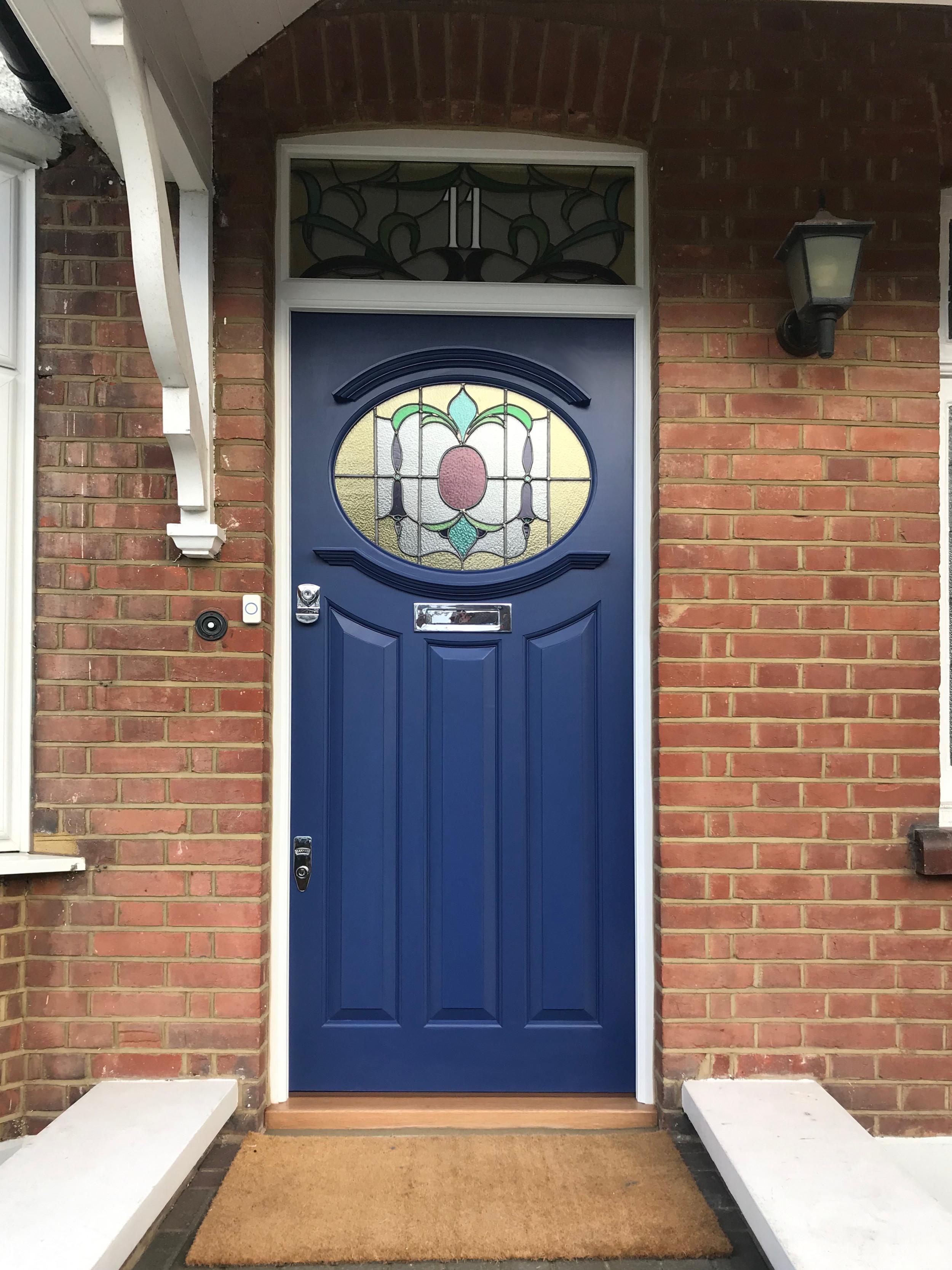 Period Front Doors Bespoke Front Door In London