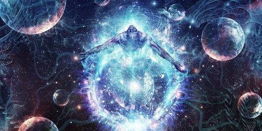 no soy más que otra partícula en el universo, hecha de materia y vacío. Danzando.