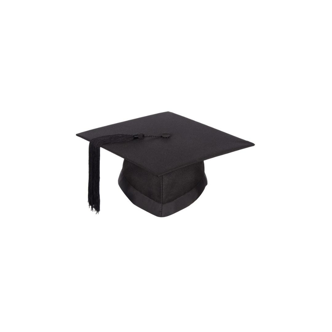 polyester mortarboard graduation cap
