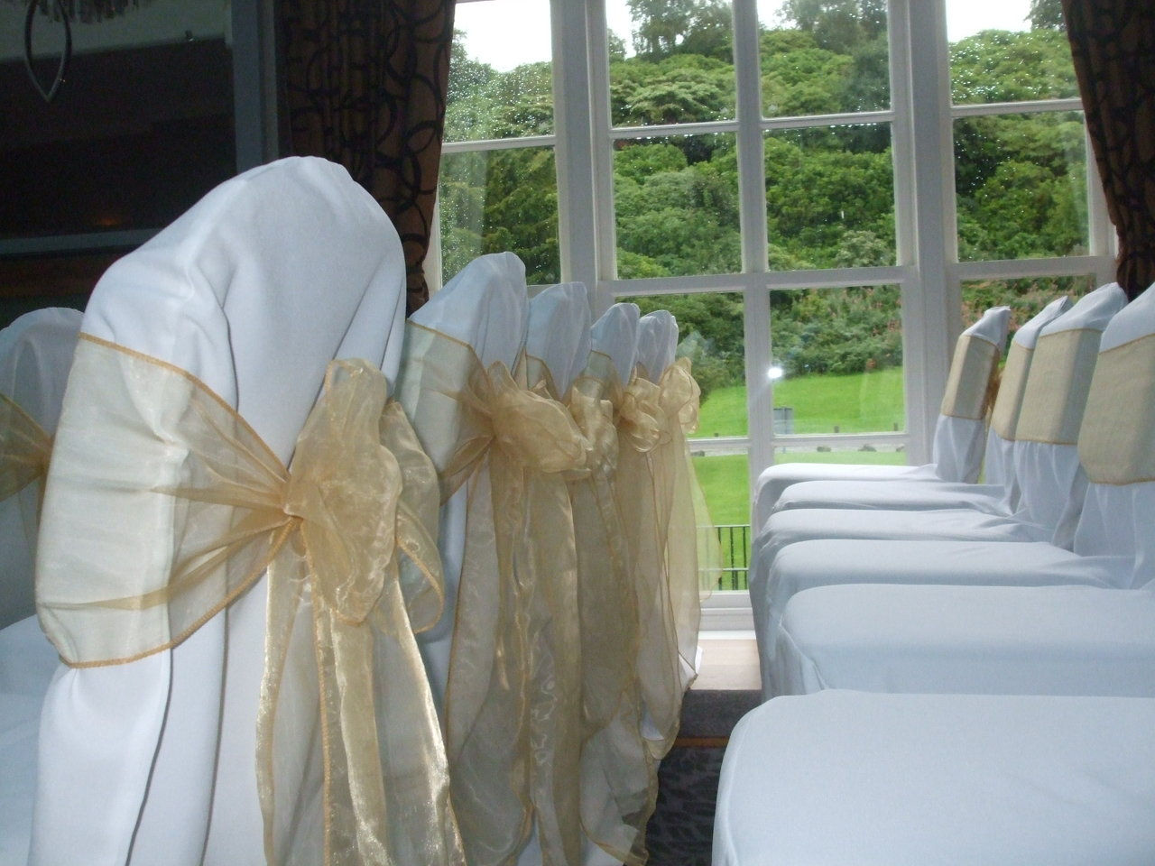 chair cover and sash hire glasgow bedroom amazon uk chairs with flair wedding events planning
