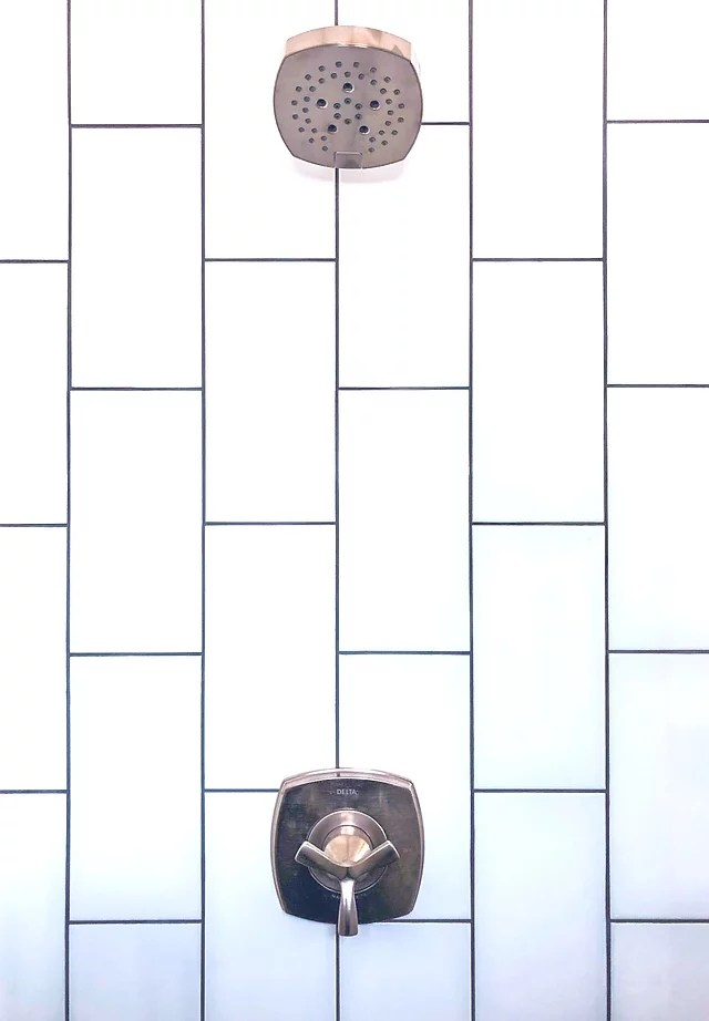 tile installation crafted tile