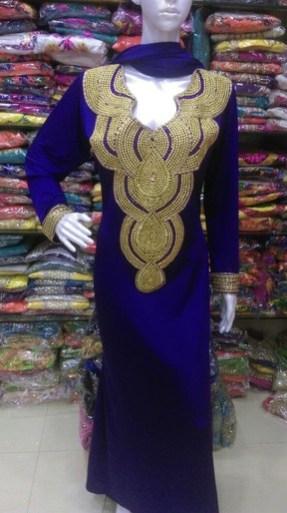 African Kaftan dress