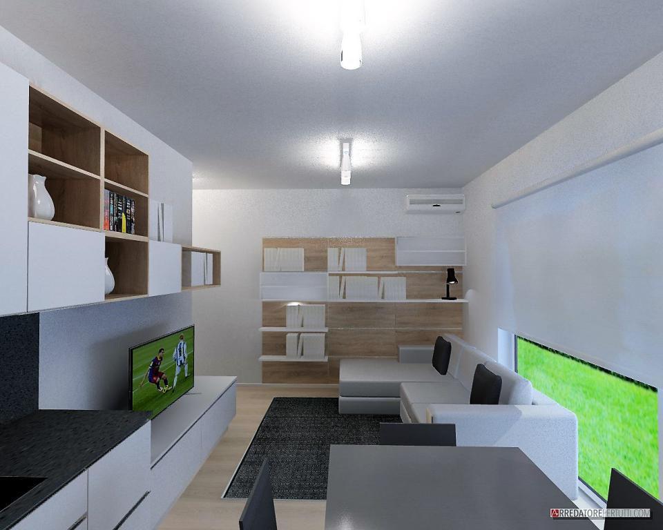 arredare un soggiorno rettangolare o quadrato con queste idee come arredare il soggiorno a pianta rettangolare arredarlo cucina a vista. Come Arredare Un Ambiente Lungo E Stretto