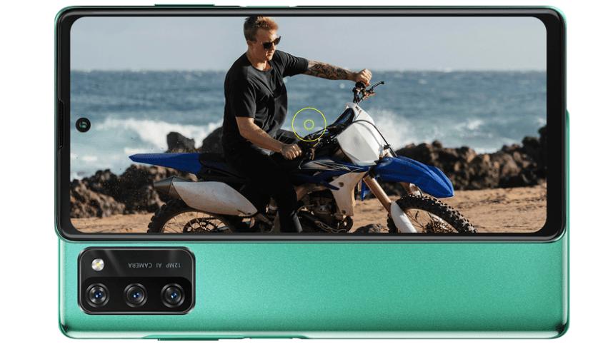 A100 - Dual Pixel Technology, Autofocus in Just 0.03s