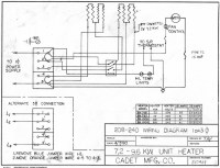 Wiring Diagram Dayton Furnace Model 3E227A  readingrat.net