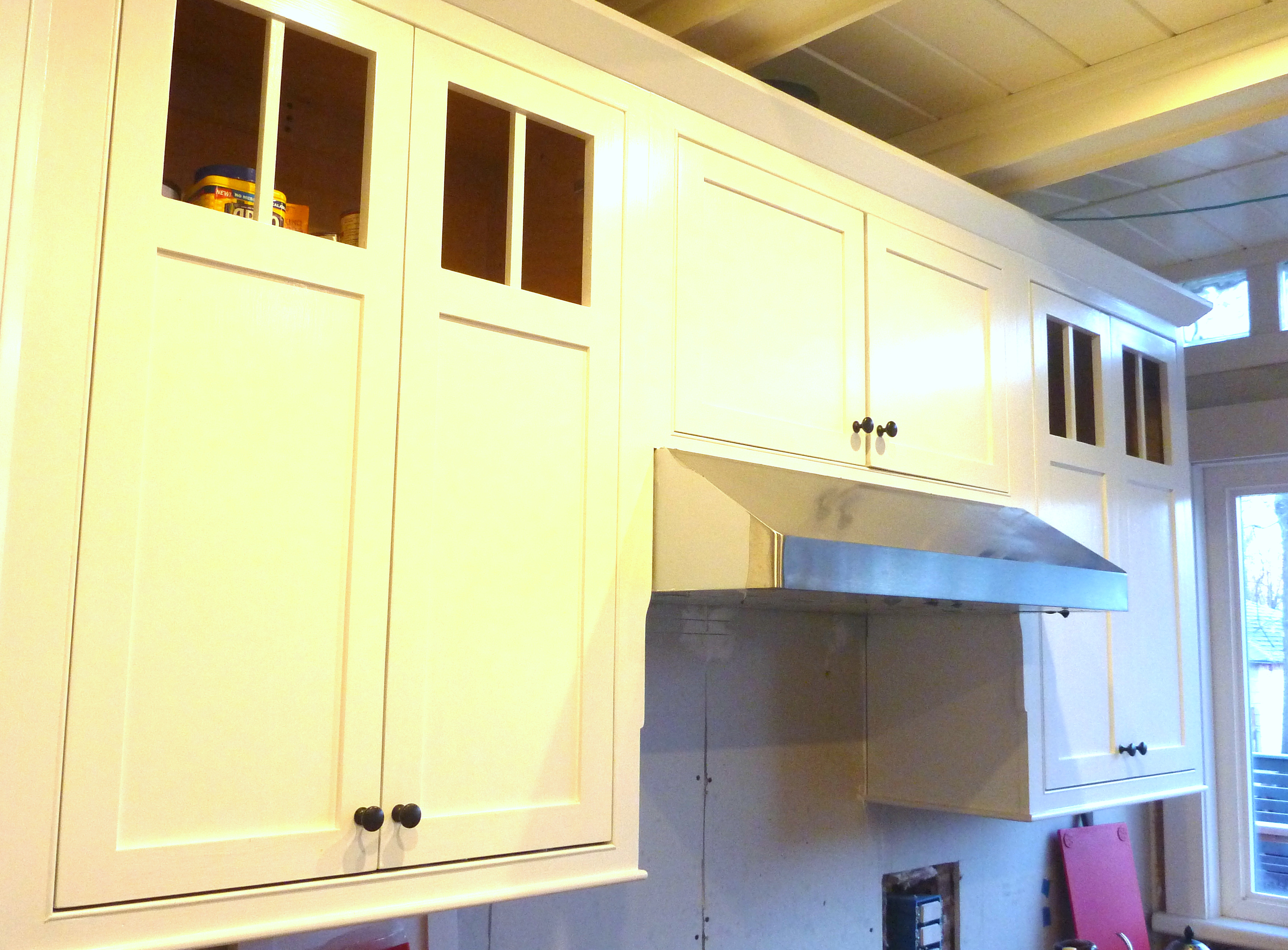 Benjamin Moore ADVANCE Paint on Cabinets  Skye Cooley