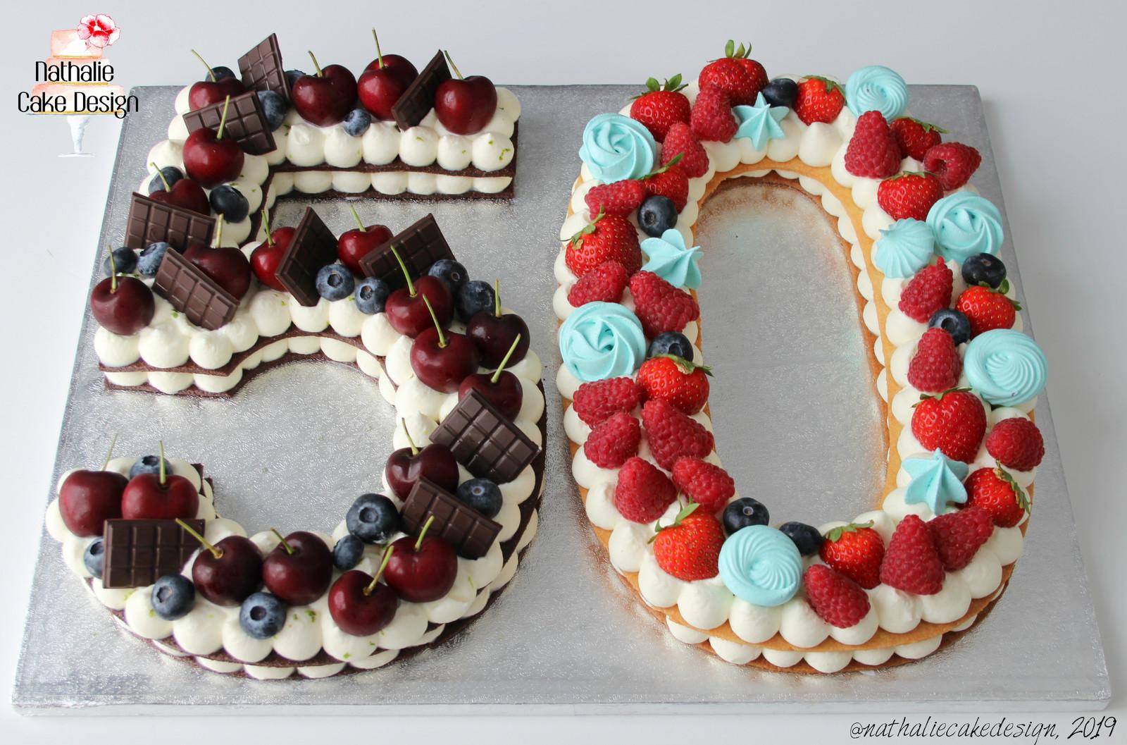 number cake 50 bi gout