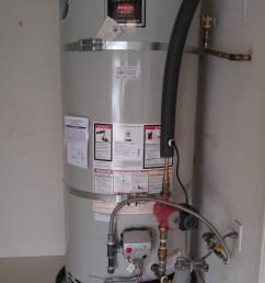 bradford white 75 gal water heater installation [ 900 x 1600 Pixel ]