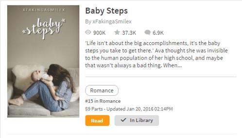 baby steps stephaniebrianna