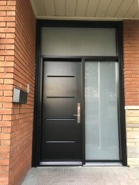 Steel Entry Doors | Toronto | Modern, Contemporary ...