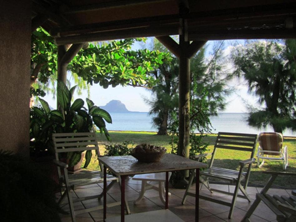Maison Pieds Dans Leau Tamarin Ile Maurice LA CASANITA