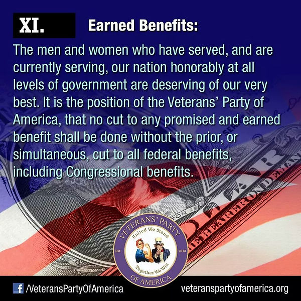 Veterans, Veterans Party of America, State of the Union, Republicans, Democrats, Libertarians, Obama, President, Election, Election 2016, Politics, Political Party,