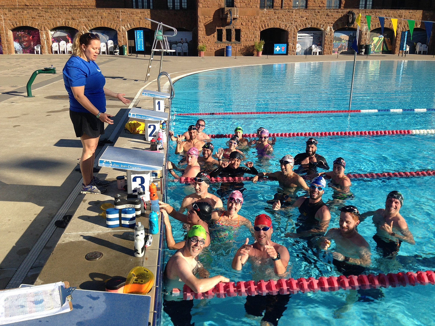 Swim Smooth Montreal  Swim Coaching and Class for any level
