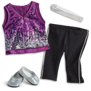 Image result for Goty Gabriela Mcbride doll sparkling sequins outfit