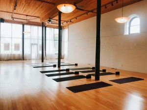 yoga studio wayne fort class baptiste power