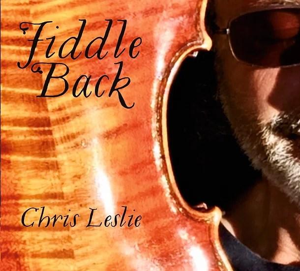 FIDDLE BACK - CD