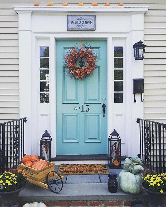 Paint Colors For Front Door: Favorite Paint Colors Blog