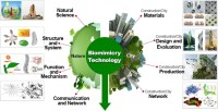 Biomimetics as a path to save the environment: Beehives