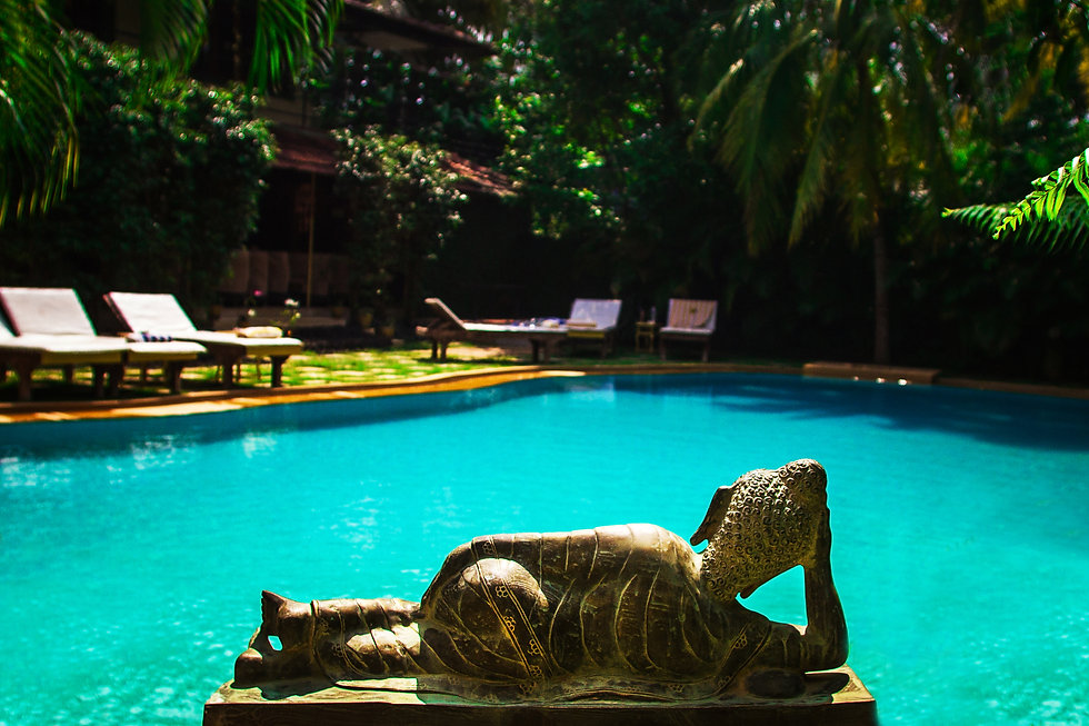 Book The Best Apartments In Goa Morjim Boutique Hotel