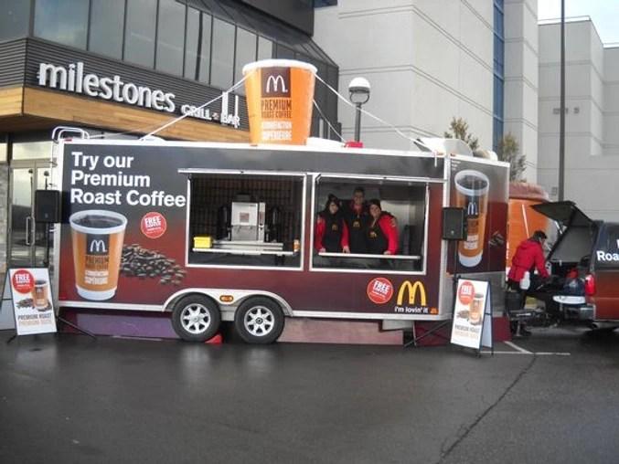 Restaurant chains going mobile