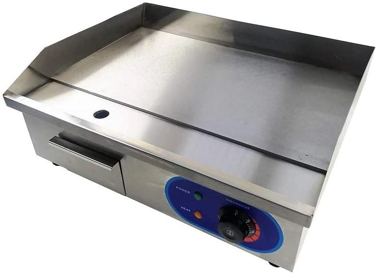 Best Food Truck Flat Top Grills - counter top grills