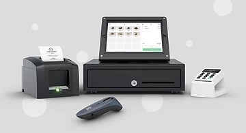 Juice and smoothie bar equipment list - POS systems