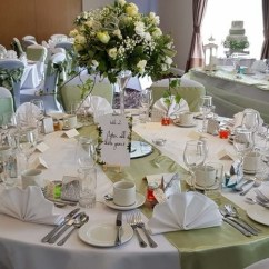 Wedding Chair Covers East Midlands Cushion Garden Chairs Sage Green Satin Sashes Weddings Events