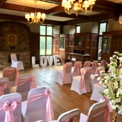 Wedding Chair Covers East Midlands White Resin Patio Chairs Gallery Weddings Events Rothley Court