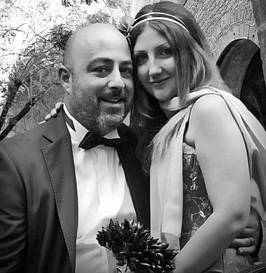 Carlo & Alessandra, the curators