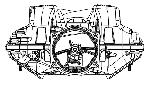 Atomic AirForce Intake Manifold