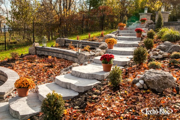 landscaping stone & mulch supply