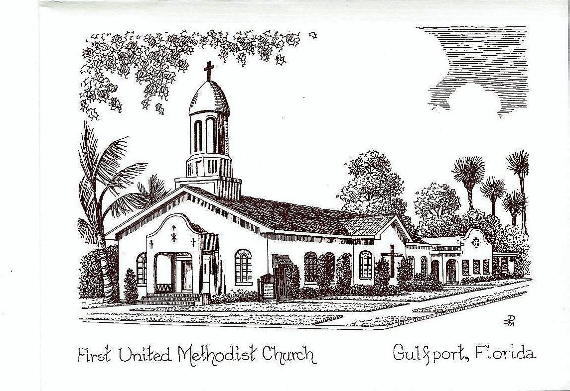First United Methodist Church, 2728 53rd St S Gulfport, FL
